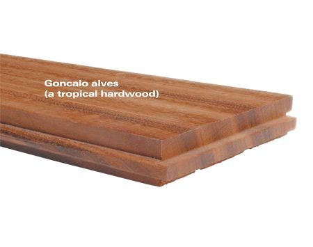 <b>Prefinished and unfinished hardwood planks</b></br> Prefinished or unfinished planks (3/4-in.-thick tongue-and-groove boards) are available in a more limited range of hardwoods and softwoods. These sometimes require additional screws or nails to keep the floor solid. Cost: Same as other unfinished and prefinished flooring.