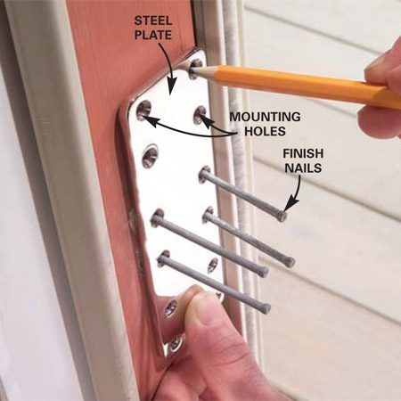 Fix A Storm Door Closer The Family Handyman