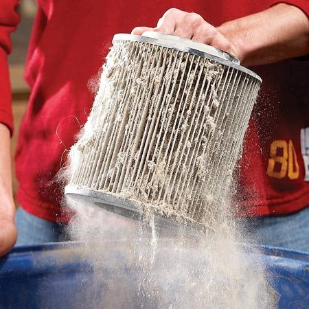 <b>This shop vacuum filter lasts forever</b><br/>&ldquo;I bought a CleanStream filter 10  years ago. I&#39;ve worn out two shop vacuums since then, but that filter lives on,&rdquo; said Gary Wentz, senior editor. &ldquo;Aside from immortality, the CleanStream is also easy to clean. You can rinse it off with water, but I usually just take it outside and tap it against a tree; 90 percent of the dust drops off in 90 seconds. And, it&#39;s a HEPA filter. That means it catches fine particles like drywall and sanding dust that pass right through other filters.&rdquo;