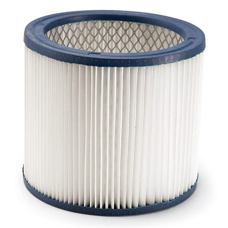 <b>It's made of ultra-durable materials</b></br> You'll notice the difference in the super durable filter material when you touch it—the slickness keeps debris from sticking. A sturdy aluminum core maintains the shape of the filter when you tap it to clean it. CleanStream filters cost $20 to $36, depending on the model (be sure to buy the filter that fits your shop vacuum brand). You can find the filters at home centers, hardware stores or on the company's Web site at <a href='http://www.cleanstream.com'>cleanstream.com</a>. or through our affiliation with <a href='http://www. amazon.com/gp/product/B004FCMMNC?ie=UTF8&tag=familhandy-20&linkCode=as2&camp=1789&creative=9325&creativeASIN=B004FCMMNC'>amazon.com.</a>