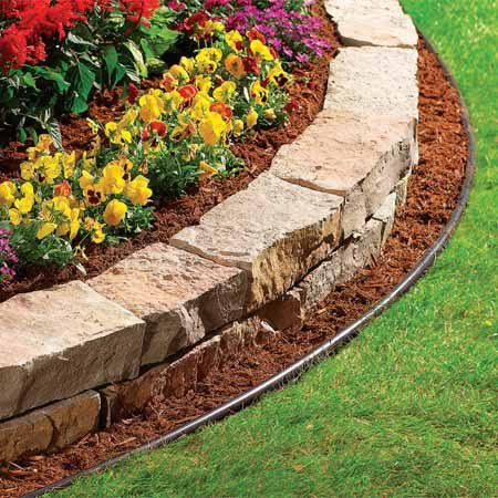 The Best Garden Bed Edging Tips: The Family Handyman
