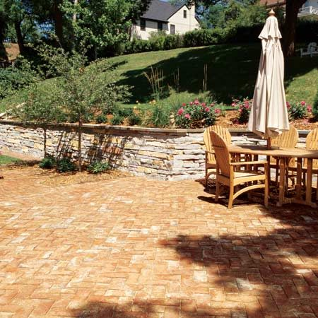 How to Choose the Right Retaining Wall Material | The Family Handyman