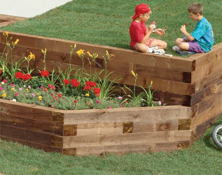 timber walls - Timber Retaining Wall Designs
