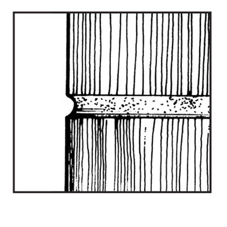 Concave joint