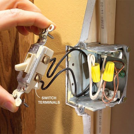 How to Install Dimmer Switches The Family Handyman