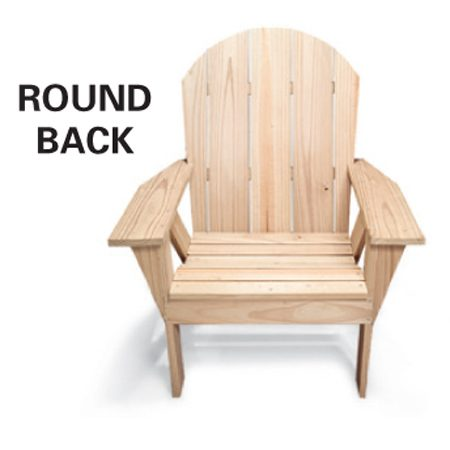 Round back design