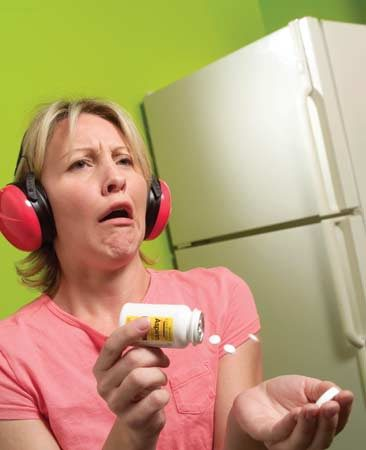 <b>Constant refrigerator noises can drive you nuts </b></br>