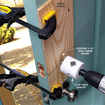 How To Reinforce Doors Entry Door And Lock Reinforcements