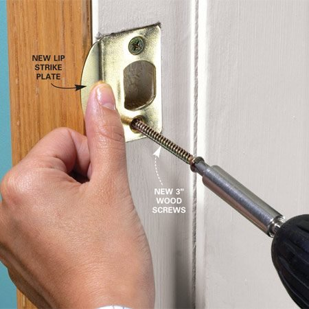 Change locks on house diy