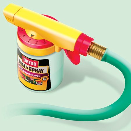 <b>Herbicide overspray can damage plants</b></br> Apply liquid herbicides only on calm, windless mornings. When the wind's blowing, you'll not only waste material but also possibly kill nearby shrubs and flowers.