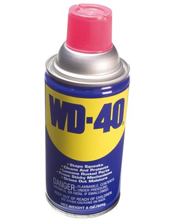 <b>Close-up: WD-40</b></br>
