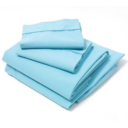 <b>Change bed sheets weekly</b></br> Frequently washed sheets reduce skin flakes, fibers and dust in the air.