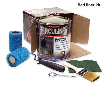 <p>Bed liner kit</p>