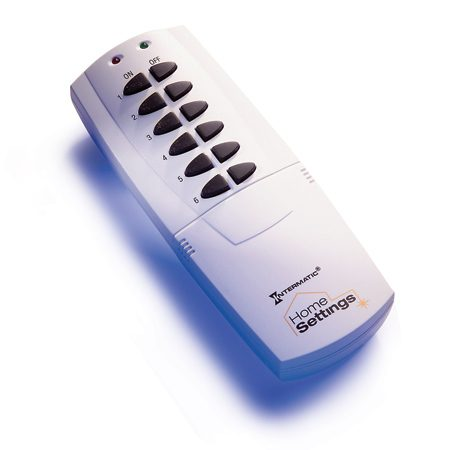 <b>Remote control</b></br> This controls individual devices and preprogrammed combinations anywhere in the house. Controls individual devices and preprogrammed combinations anywhere in the house.