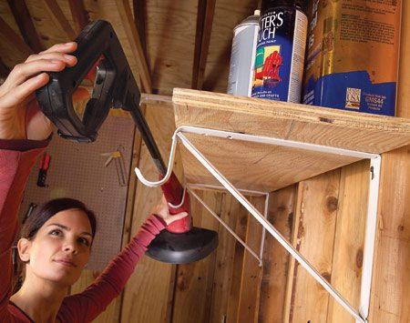 Garage Storage Diy Tips And Hints The Family Handyman