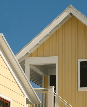 <b>Save up to 20 percent in fire-prone areas</b><br/>If you&#39;re installing new siding, install Class A rated fire-resistant materials such as metal, fiber cement shingles and clapboards, and masonry. Using these materials can reduce your premium by up to 20 percent, especially in dry areas of the country that are more susceptible to fire damage. <br/>Photo courtesy of CertainTeed Corp.