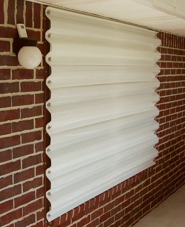 <b>Save on your hurricane premium</b><br/><p>In hurricane-prone areas, installing wind-resistant shutters can save you up to 30 percent on the hurricane portion of your premium (often about 60 percent of the total premium in coastal areas), which means an overall savings of almost 20 percent. For an average home, basic metal shutters start at about $700. If your wind premium is $1,000, the shutters would pay for themselves in three to five years. Search online for &ldquo;storm shutters&rdquo; or &ldquo;hurricane shutters.&rdquo;</p> <br/>Photo courtesy of stormshutters.com