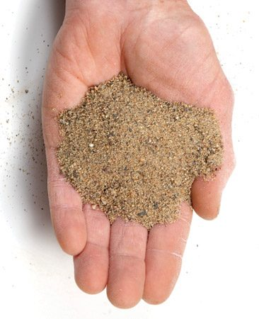 <b>Use polymeric sand</b></br> If you're tired of pulling weeds from between stones or pavers, here's a solution. Replace the old sand with polymeric sand. It's just sand mixed with a glue-like polymer. When wetted, the polymer binds the sand, holding it in place and creating a weed resistant barrier. Just be careful to clean the sand off the face of the pavers or stones before wetting it. Polymeric sand is available at landscape suppliers and some home centers for about $12 for a 50-lb. bag.