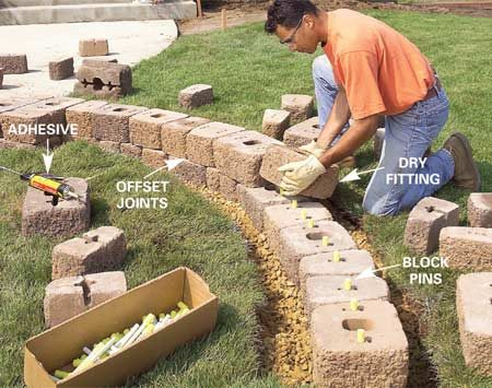 Inexpensive Landscaping For Attractive Entryways The