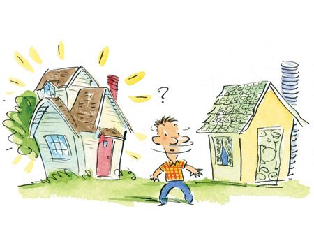 <b>Remodel or move?</b></br> It may be financially smart to buy a different home rather than invest in your current one.