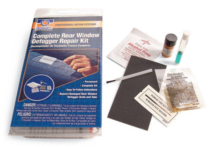 Defogger repair kit