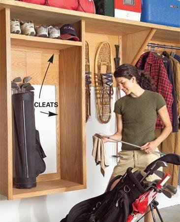 Garage Storage Ideas Find Unused Space The Family Handyman