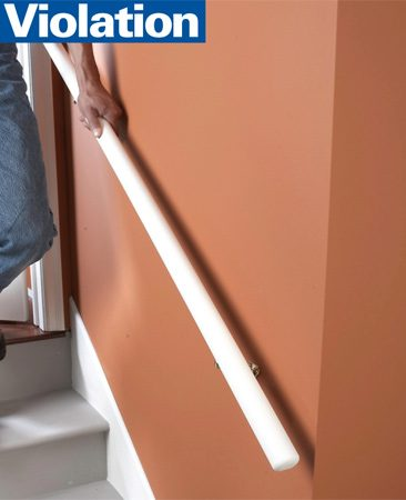 5 Common Building Code Violations The Family Handyman