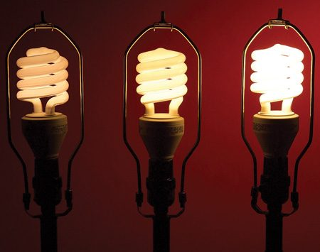 <b>Question</b></br> Are there three-way CFL bulbs, and if so, do they require a special lamp or light fixture?