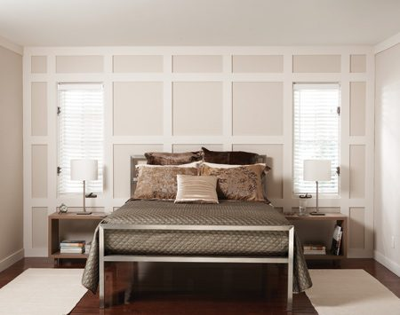 decorating ideas wall panels the family handyman. Black Bedroom Furniture Sets. Home Design Ideas
