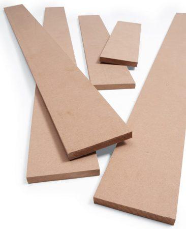 MDF planks