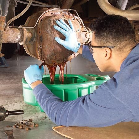 <b>Neglecting oil changes will cost you</b></br> Transfer case fluid and differential oil changes are cheap and easy. Replacing these  components will cost you about $1,500 each—a high price to pay for neglect.