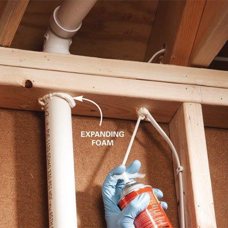 Insulating Walls The Family Handyman