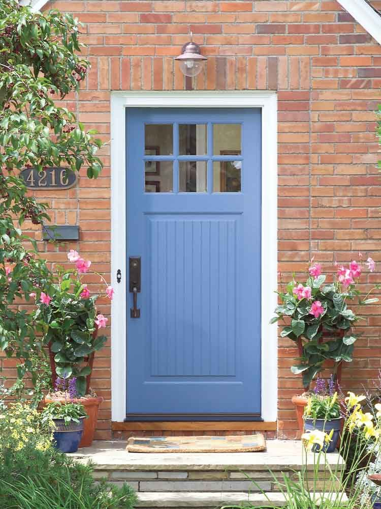 <p>Front entry upgrades</p>