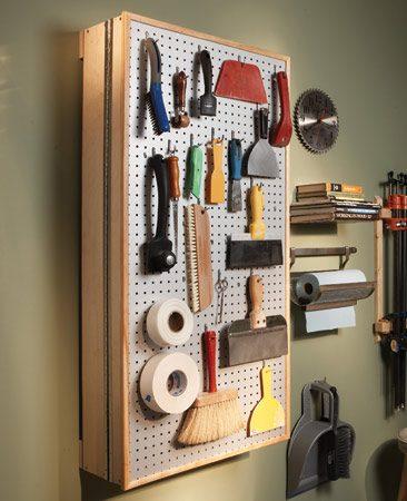 Diy Garage Cabinet The Family Handyman