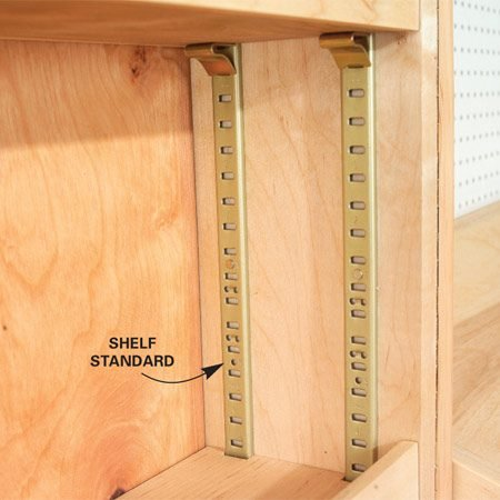 diy adjustable shelves 2