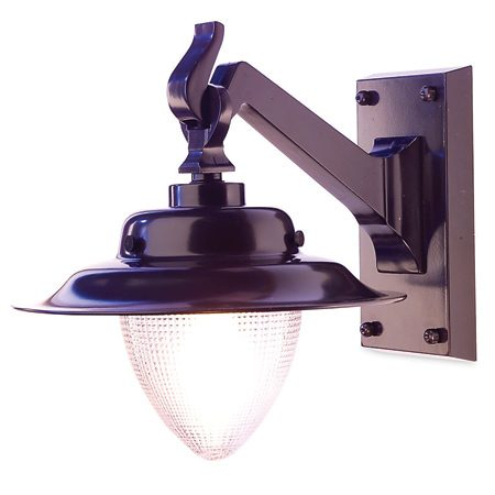 <b>Install a fixture rated for exterior use</b></br> Some exterior fixtures are a combination of lights and motion detectors.