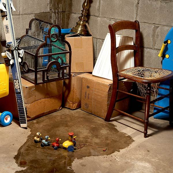 9 Affordable Ways To Dry Up Your Wet Basement For Good: How To Cure A Wet Basement