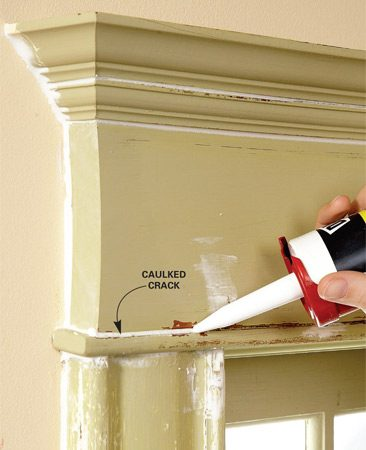 Caulking & Weatherstripping