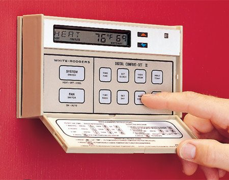 <b>Still efficient?</b></br> It may be time to retire an old heating system.