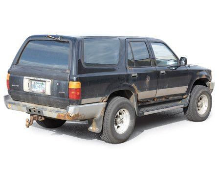 <b>The old beater</b></br> If your collision insurance is about 1/3 the value of the vehicle, consider dropping it.