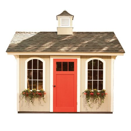<b>Money saving options</b></br> This shed is designed to be budget friendly.