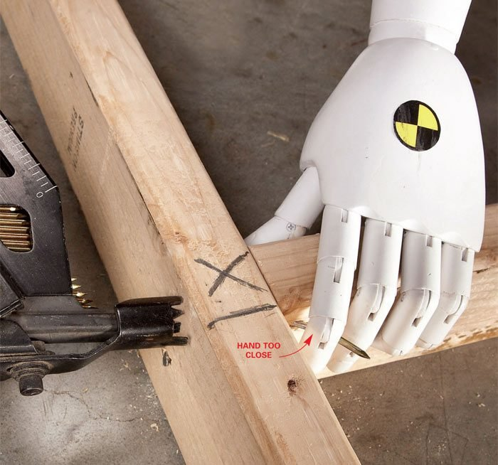 Prevent Common Injuries When Working With Tools | The Family Handyman