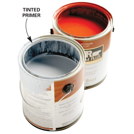 <b>Use tinted primer</b></br>