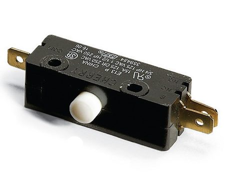 <b>Door switch</b></br> Door switches can wear out, causing the dryer to stop working.