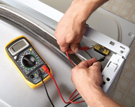 clothes dryer repair guide the family handyman test the switch