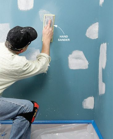 The best way to remove wallpaper the family handyman for What do you use to remove wallpaper