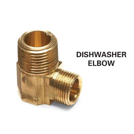 <b>Close-up of elbow </b></br> Some water supply hookup kits don't include this elbow.