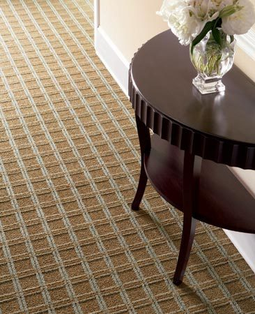 "<b>Carpeting style</b></br> <p>Masland's  ""Broadacre"" is a sculptured cut pile made of 100 percent<br />   Stainmaster  Tactesse nylon and comes in 12 colors (<a href='http://www.maslandcarpets.com' target='_blank'>maslandcarpets.com</a>). </p>"