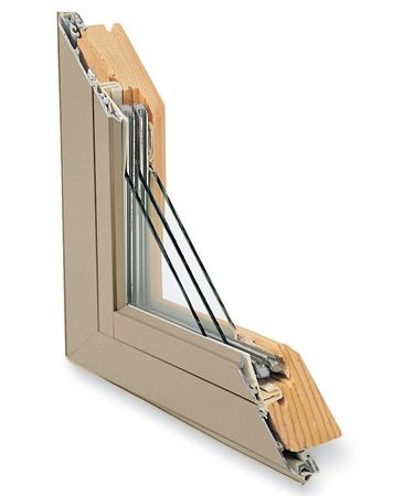 <b>Energy-efficient windows</b></br> <p>High-efficiency   glass reduces   energy loss and   will make your   home more comfortable.   It's a   good investment   when it comes   time to buy new windows.</p>