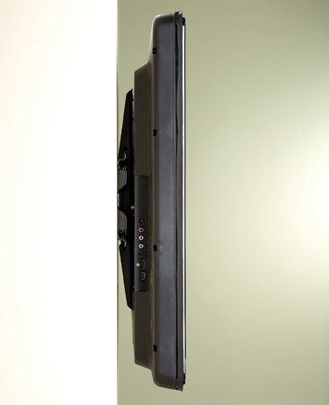 <b>Basic mounting</b></br> Low-profile mounts ($25 to $150) hold the TV close to the wall. That creates less of an obstacle along traffic paths and reduces the risk of TV damage or bruises.